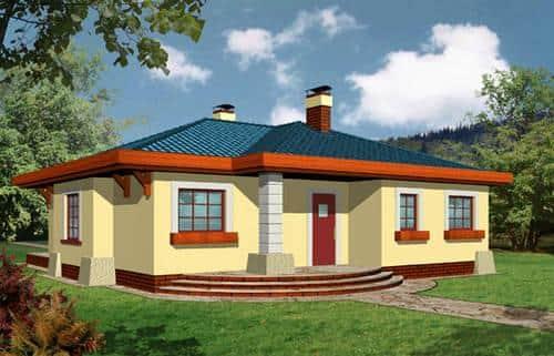 Из какого материала дешевле построить дом?