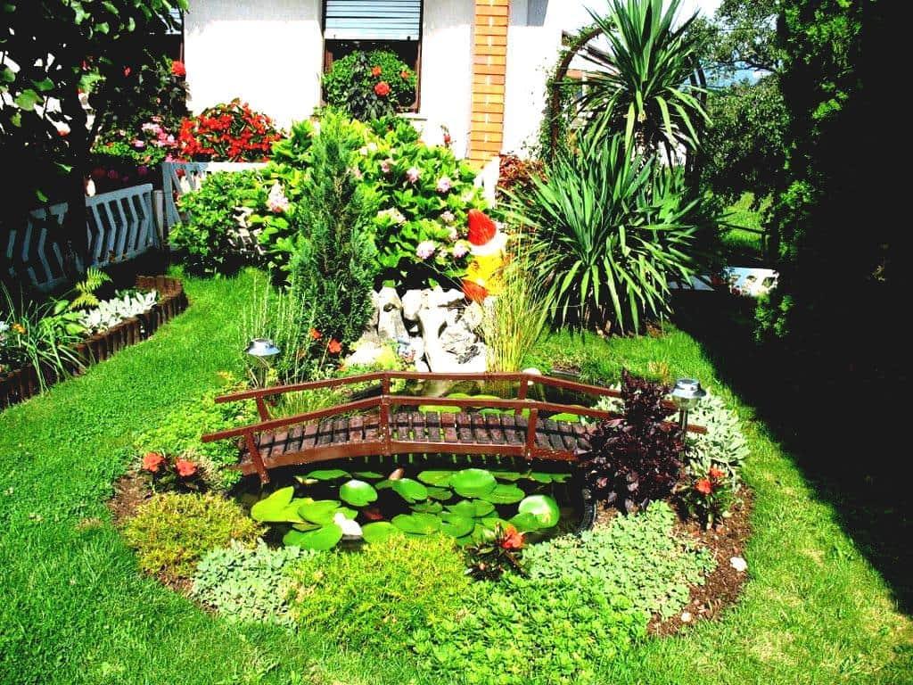 украшаем садовый участок своими руками фото началом великого поста