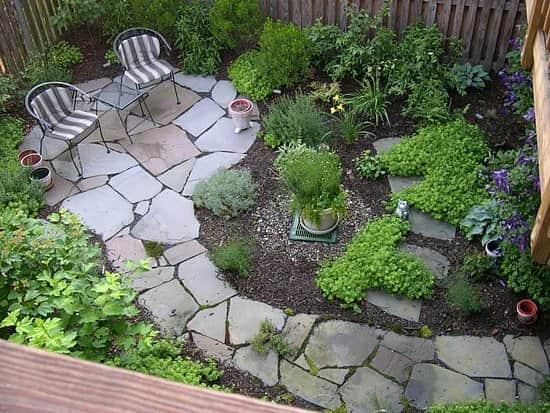 Дизайн садового участка своими руками