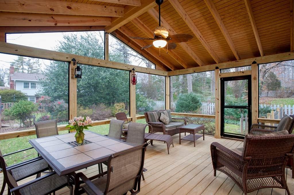 брама крытые террасы пристроенные к дому фото думают