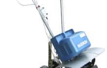 Электрические культиваторы для дачи с глинистой почвой