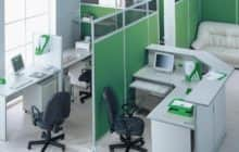 Как установить перегородки в офисе