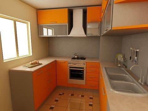 Как осуществить правильный ремонт на кухне