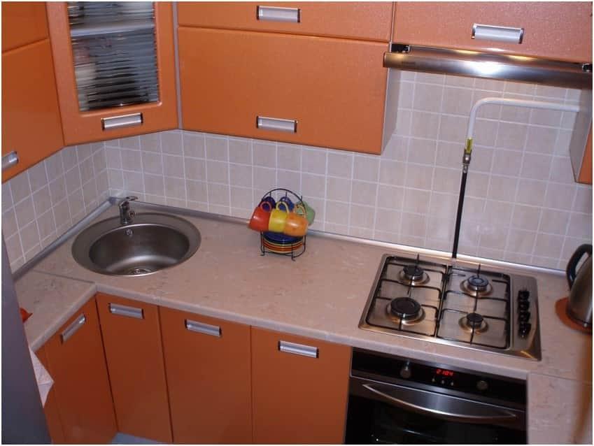Правильный ремонт на кухне