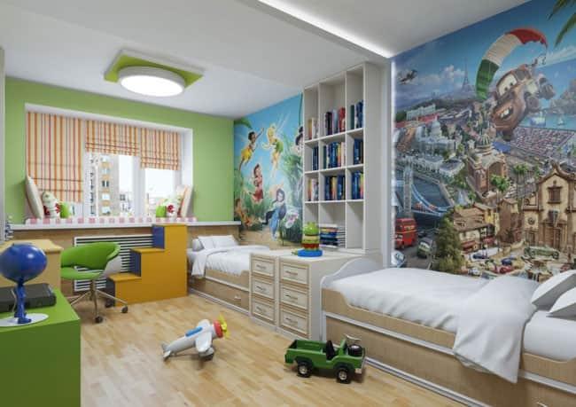 Как подобрать идеальную детскую мебель