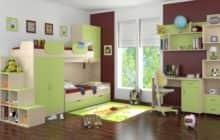 Как подобрать идеальную детскую мебель?