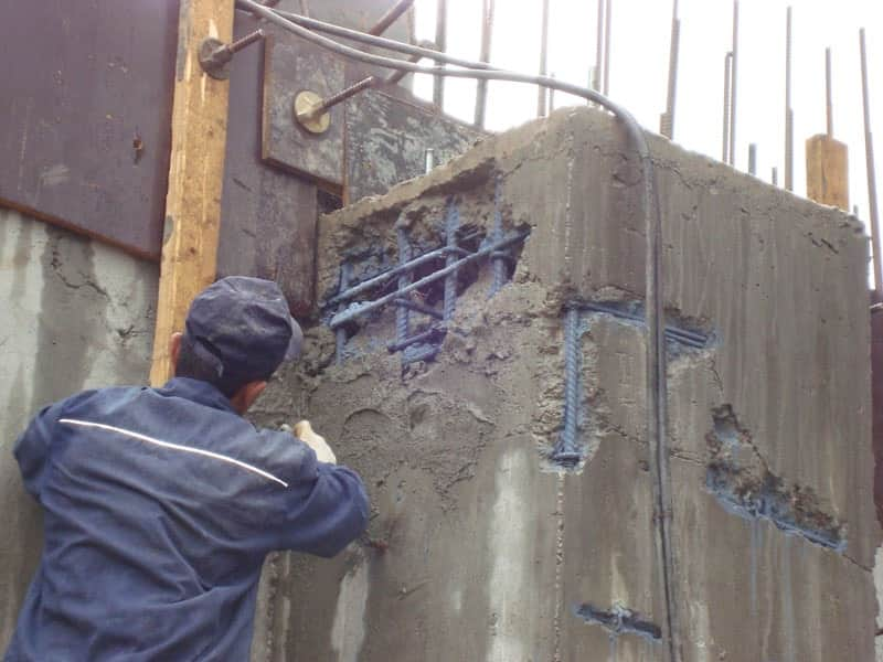 Состав для ремонта бетона