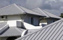 Особенности крыши из алюминия