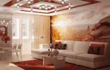 Профессиональный ремонт типовых квартир: стоимость работы зависит от их объема