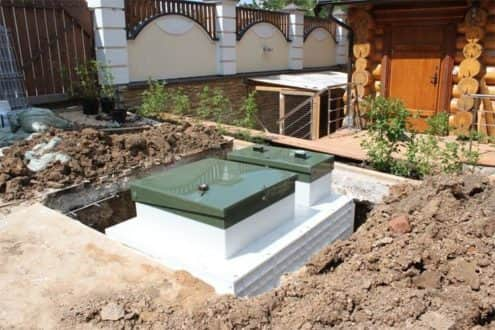 септик для загородного дома