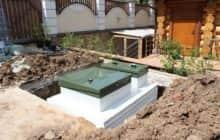 Септик для загородного дома, его функциональное назначение и принцип работы