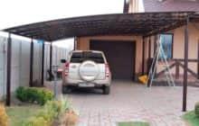 Свой дом для машины под названием - гараж