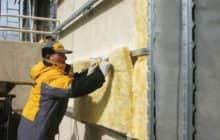 Чем лучше утеплять стены к зиме