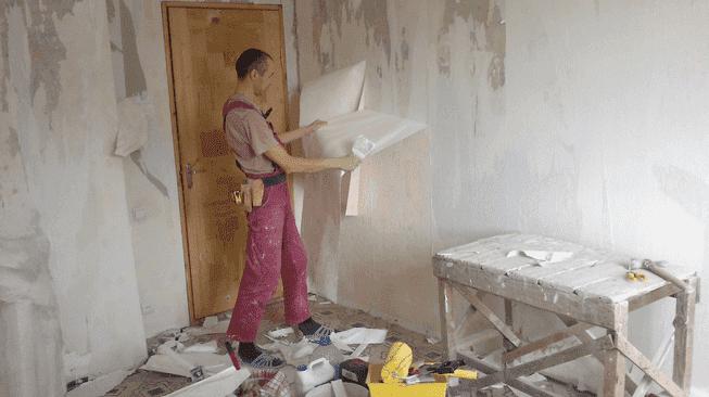Подготовка поверхностей