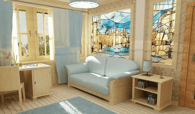 Дизайн коттеджа или дома