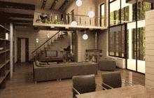 Дизайн домов и коттеджей от компании NewDesign