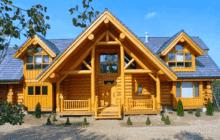 Достоинства и виды деревянных домов
