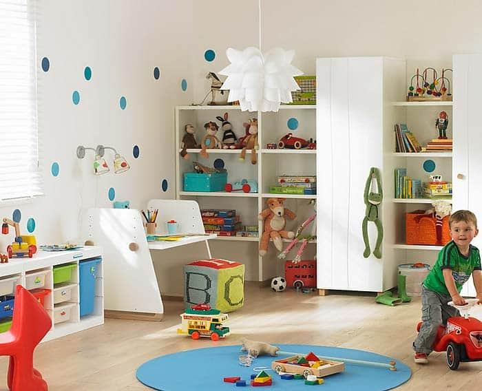 Детская комната для игр