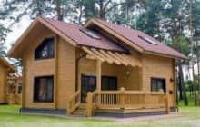 Клееный и профилированный брус: чему отдать предпочтение при строительстве деревянного дома
