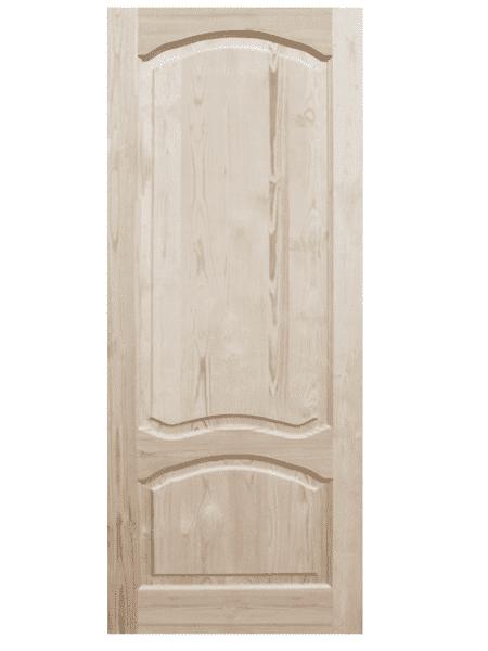 Особенности межкомнатных дверей из сосны