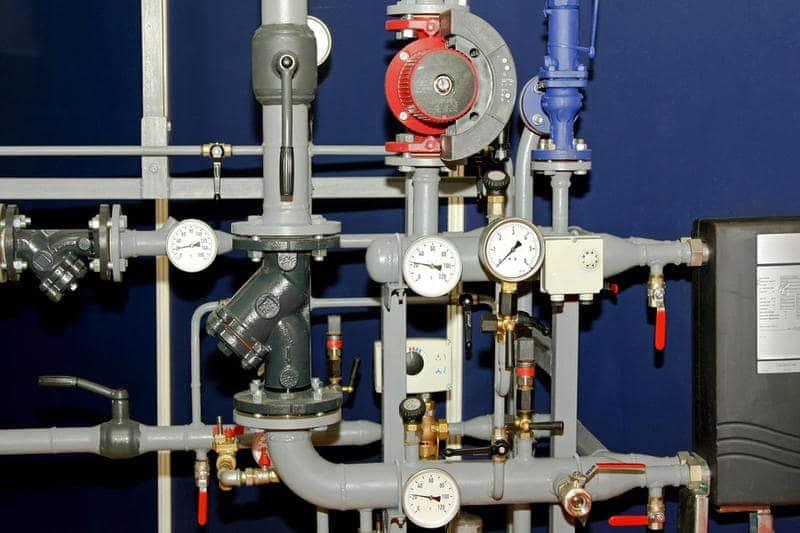 Монтаж системы холодного водоснабжения