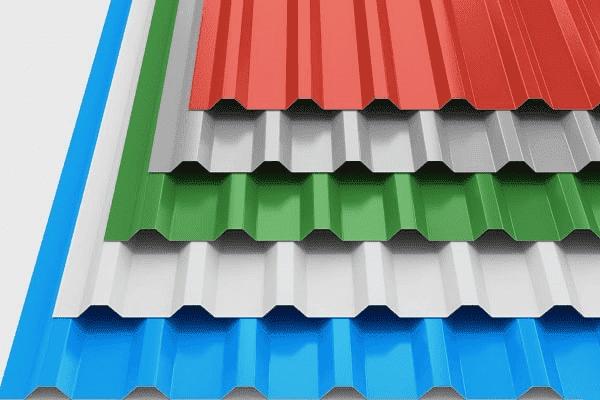 Преимущества использования профнастила в частном строительстве