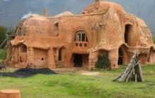 Дом из самана