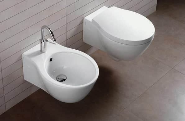 Туалет биде