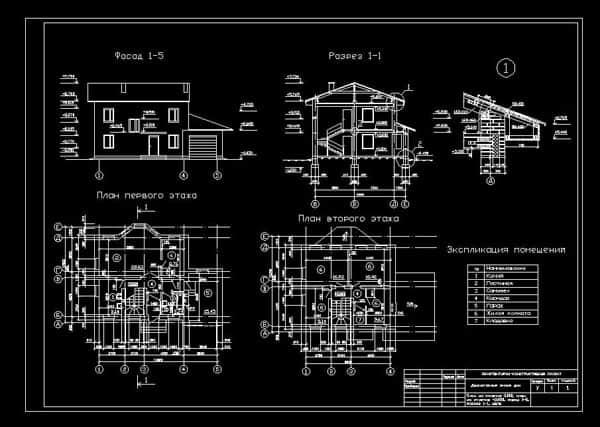 Расчёты и разработка проектной документации