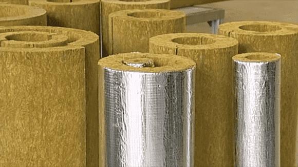 Теплоизоляция из минеральной ваты
