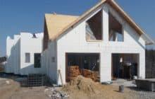 Несъемная опалубка в строительстве частных домов