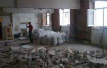Работы по демонтажу и сносу