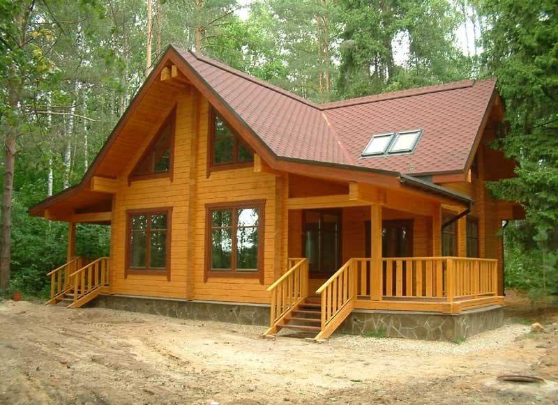 Современное строительство домов под ключ