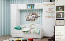 Выбор кроватки для младенца: колыбель, манеж, трансформер, классика с бортами