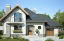 Проекты домов и проекты коттеджей в Украине