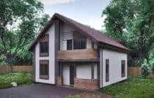 Этапы строительства каркасных домов под ключ