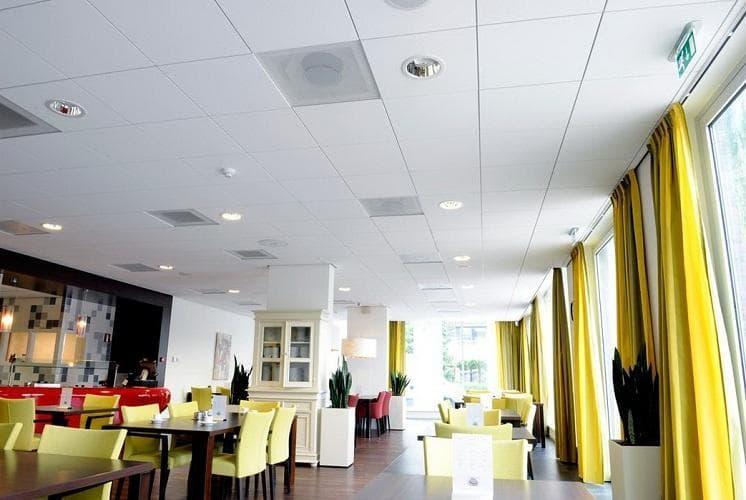 Потолок Армстронг – стильно, качественно и долговечно!