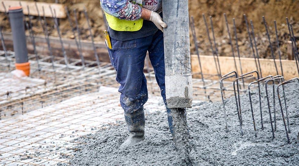 бетон предложения