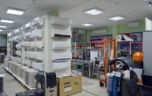 Доставка промышленного оборудования по России