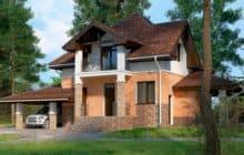 Индивидуальное проектирование частных домов и коттеджей