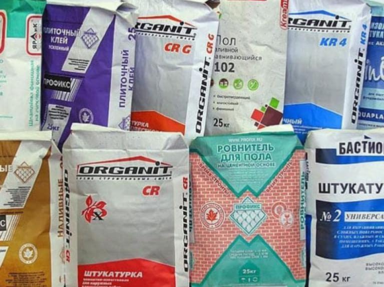 Многослойные бумажные мешки
