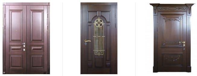 Входные двери в Киеве