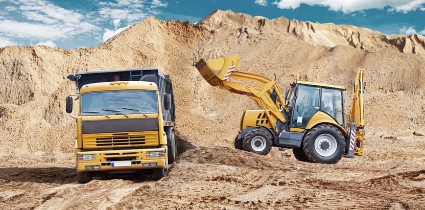 Вывоз грунта – высокий уровень сервиса