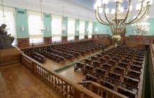В Библиотеке им. Ленина восстановят исторические интерьеры