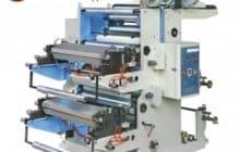 Флексографические печатные машины