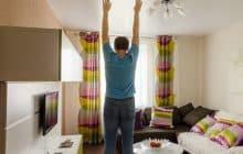 Какая высота потолков оптимальна для квартиры?