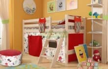 Современные детские кровати