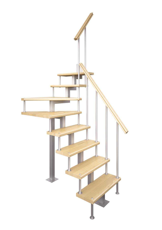 Модульные лестницы в России