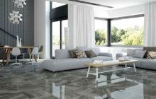 Преимущества напольной плитки для комнаты