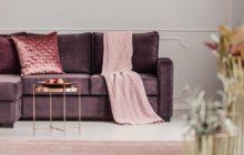 Преимущества перетяжки мягкой мебели